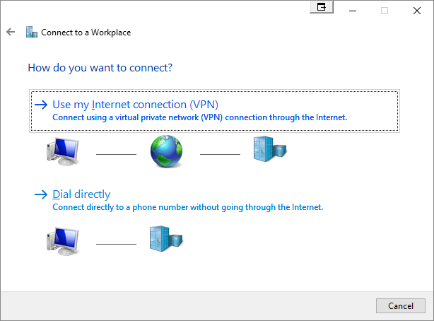 Manual VPN - Windows 8, 8 1 and 10 - Liberty Shield
