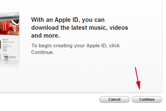 How to register a free international iTunes account without using a